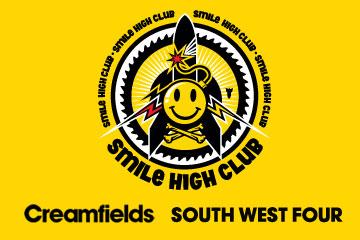 SMILE HIGH CLUB CREAMFIELDS SW4