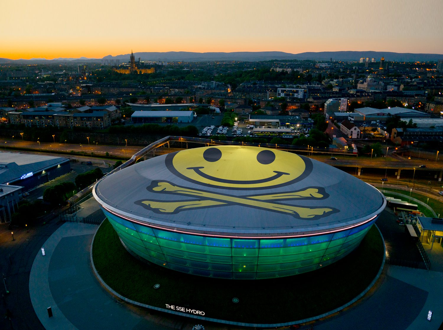 Image result for fatboy slim sse hydro glasgow 2018