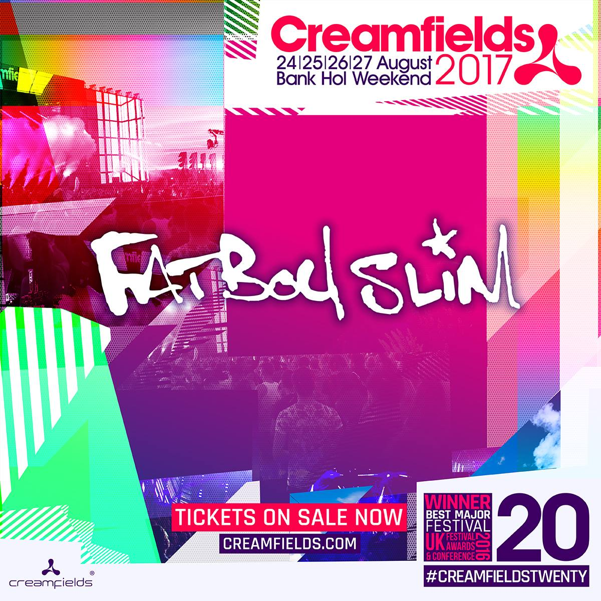 Gigs Image 1 for Creamfields