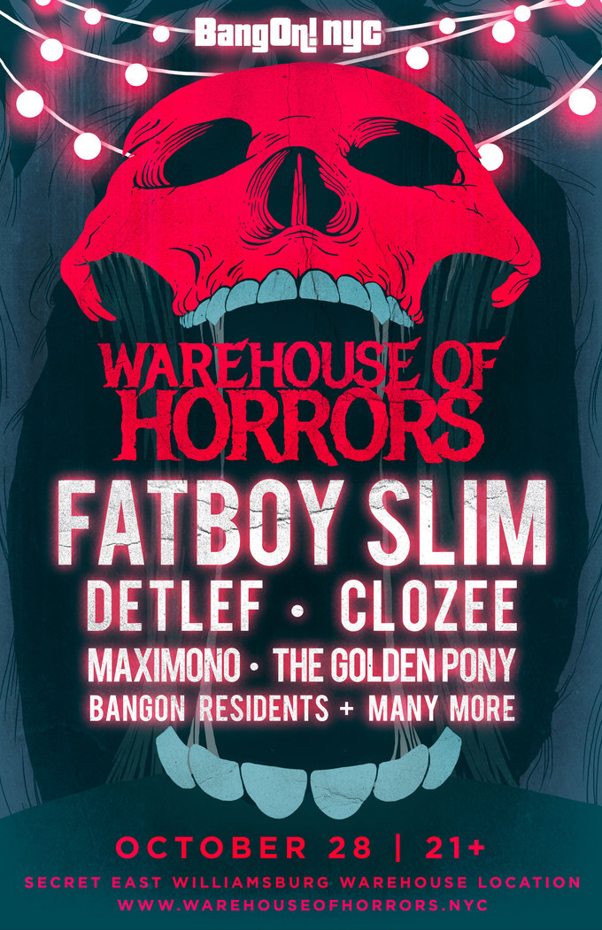 Gigs Image 1 for Warehouse Of Horrors, New York, USA