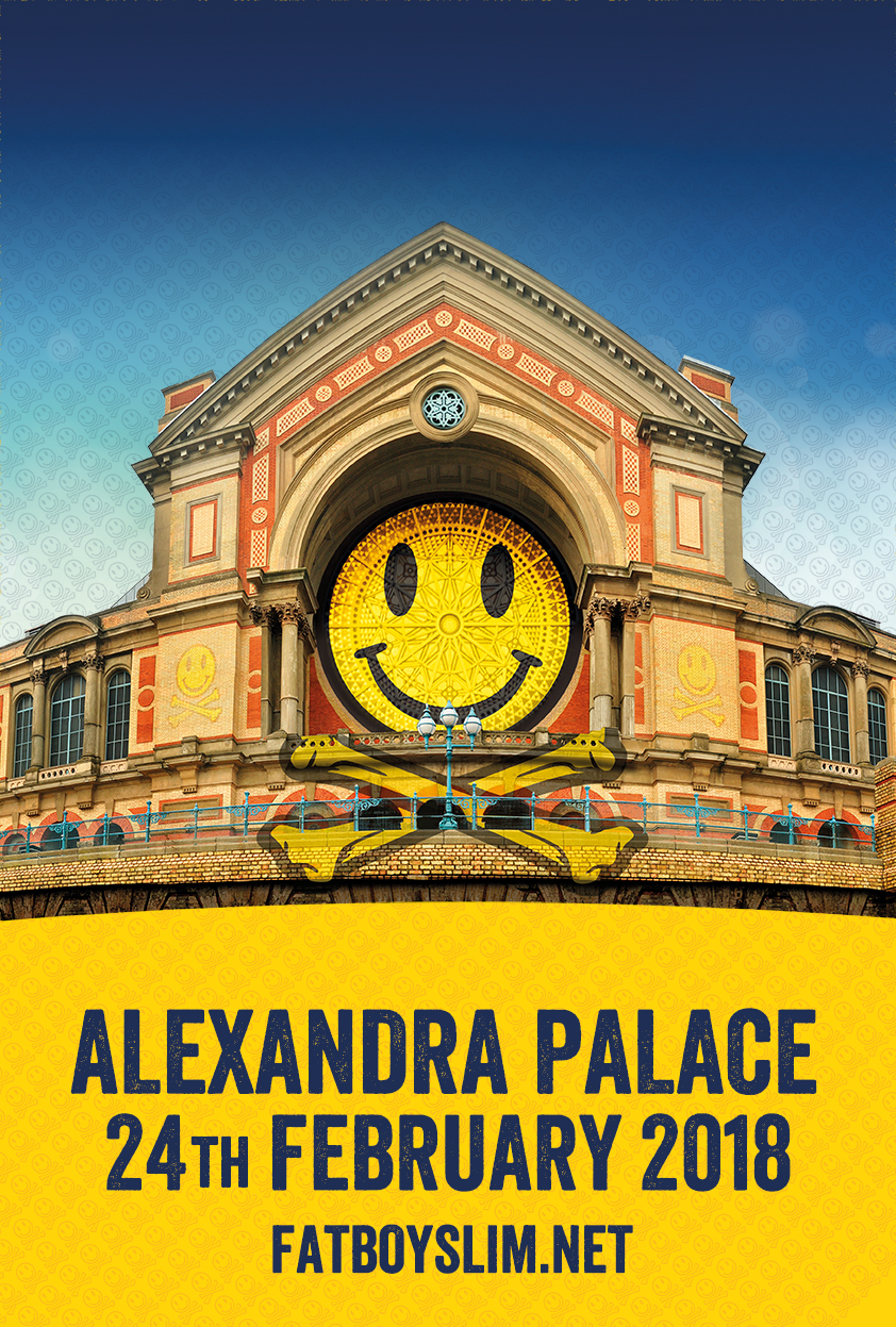 Gigs Image 1 for Alexandra Palace, London, UK