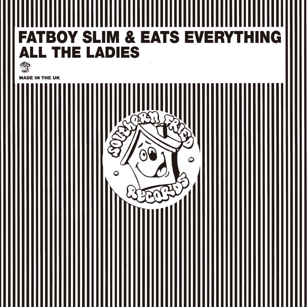 Resultado de imagen para fatboy slim all the ladies