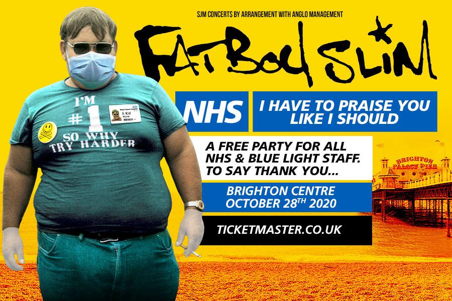 Fatboy Slim Official Website